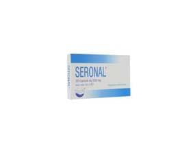 seronal integratore alimentare utile in caso di difficolt{ ad addormentarsi.