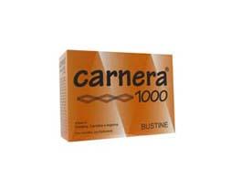 carnera 1000 integratore di creatina, carnitina e arginina. indicato nei casi di