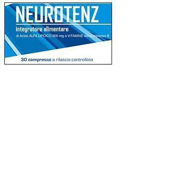 neurotenz integratore alimentare a base di acido alfa lipoico e vitamine del gruppo b, utile per
