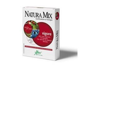 natura mix vigore integratore che svolge una pronta azione tonico-energizzante grazie ai fitocomplessi