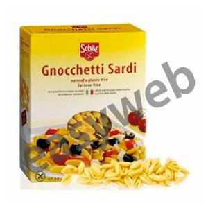 Schär | Gnocchetti sardi Gnoccchetti sardi senza glutine 500g