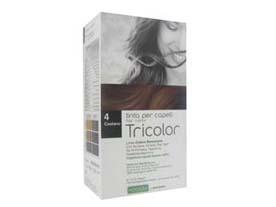tricolor crema colorante per capelli a base di aq-save, ximenia, repÂ'hair. formulazione che