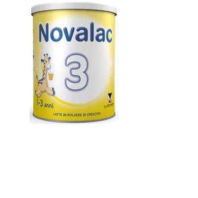 novalac 3 latte di crescita destinato a bambini di et{ compresa fra 1 e 3 anni. novalac 3
