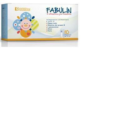 fabulin 10 flacone