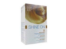 shine on trattamento colorante capelli.