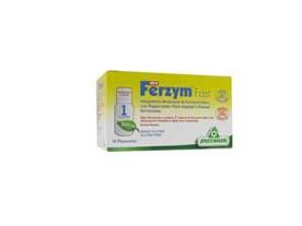 new ferzym fast integratore alimentare in pratici flaconcini, con 7 miliardi di fermenti lattici