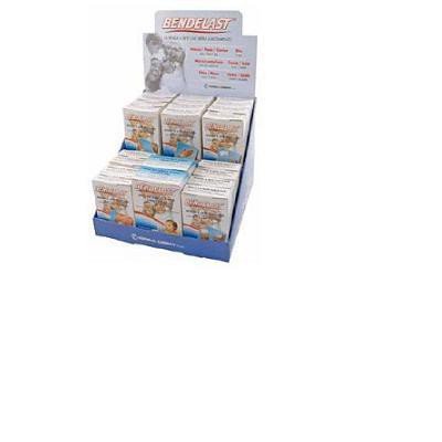 bendelast rete elastica per medicazioni. disponibile in diverse versioni: braccia/piede/gamba,