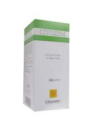 citozym integratore alimentare a base di nutrienti e amminoacidi, ad azione detossificante.