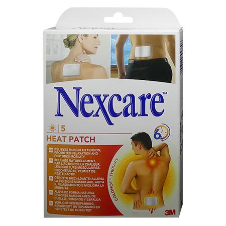 nexcare heat patch