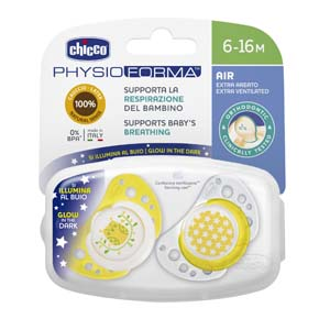 chicco physio air 6-12 m